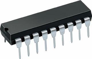 LH2464-12 Dynamic RAM SHARP (DIP18)