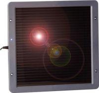 """<span class=""""c10"""">Velleman -</span> Solcelle batterilader Vandtæt 13,5V / 5W"""