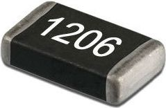 680 ohm SMD modstand 0,25W 5% (1206)