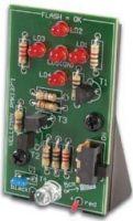 "Byggesæt og moduler, <span class=""c10"">Velleman -</span> VM139 IR fjernbetjenings-testmodul"