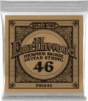 Musikinstrumenter, Ernie Ball EB-1846, Single .046 Wound Earthwood Phosphor Bronze str
