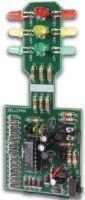 "Byggesæt og moduler, <span class=""c10"">Velleman -</span> MK131 Trafik lys"
