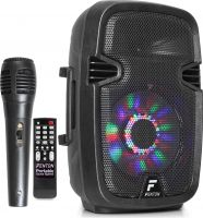 """FT8LED Portable Sound System 8"""" 300W"""