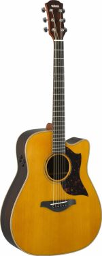 Yamaha A3R ARE ELECTRIC ACOUSTIC GUITAR (VINTAGE NATURAL)