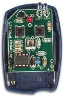 "Byggesæt og moduler, <span class=""c90"">Velleman -</span> MK162 2-kanal IR fjernbetjeningssender"