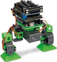 "<span class=""c10"">Velleman -</span> ALLBOT® 2 bens Robotkit (Arduino kompatibel)"