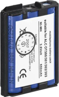 Batteri til Alcatel OT300/301/302/303 650mAh NIMH
