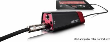 Line 6 Sonic Port iOS Guitar Audio Interface