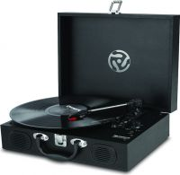 Numark PT01 Touring, Classically-styled Suitcase Turntable