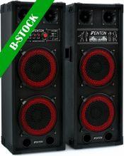 """SPB-28 PA Active Speakerset 2x 8 """"B-STOCK"""""""