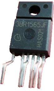 IC 3BR1565JF INFINEON (TO220-6)