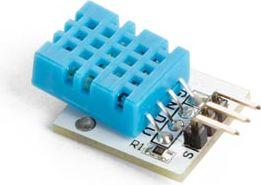"""<span class=""""c10"""">Velleman IO -</span> DHT11 Luftfugtigheds- og temperatursensor til Arduino"""