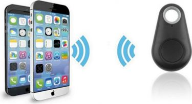 SmartTag Bluetooth 4.0 alarm/tracker Til iPhone/Android
