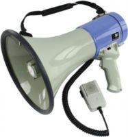 Megafon Prof. 25W m. håndmikrofon