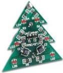 """Byggesæt og moduler, <span class=""""c10"""">Velleman -</span> MK142 SMD miniature juletræ"""
