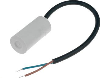 MOTOR kondensator 60uF / 450V, Ledning
