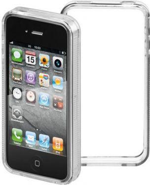 "<span class=""c9"">GOOBAY -</span> TPU bumper til iPhone 4/4s Side Grip, Transparent"