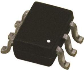 SMD diode 85V / 200mA / 250mW, dobbelt serie (SOT363)