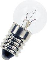 "<span class=""c9"">Bailey lights -</span> Dværglampe 12V / 500mA / 6W Globe, E10 sokkel"