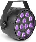 Black Light, PartyPar UV 12x1W UV DMX