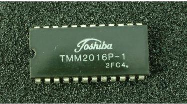 TMM2016P-1 General-Purpose Static RAM Multiplexed I/O