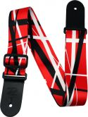"Remme, Profile SH194 Poly Strap Stripes Red, 2"" Terylene sublimation print"