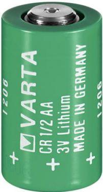 "<span class=""c9"">VARTA -</span> CR1/2AA Lithium batteri 3V / 950mAh (CR14250)"
