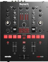 Numark SCRATCH, 2-Channel Scratch Mixer for Serato DJ Pro - built-i