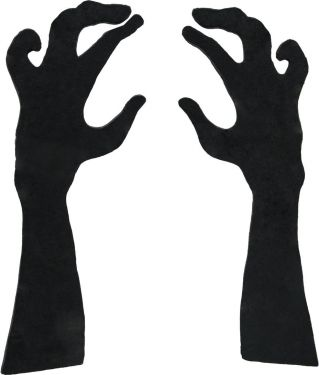 Europalms Silhouette Arms, 40cm