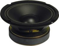 "Hi-Fi basenhed med polymembran / 6.5"" bas 100W rms 8 ohm"