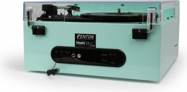 RP135 Record Player 60's Combi