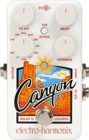 Guitar- og baseffekter, Electro Harmonix EH CANYON DELAY-LOOPER, Good sounding and feature