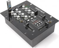 STM-2300 2-Channel Mixer USB/MP3