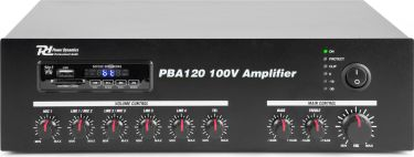 PBA120 100V Amplifier 120W