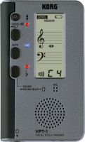 Korg VPT-1 Vocal Pitch Trainer, A step up in vocal lessons while ke