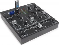 STM-2250 4-Channel Mixer Sound Effects USB MP3