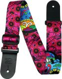 Straps, Profile TMS004 Poly Strap Sweet Skull