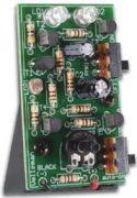 "Byggesæt og moduler, <span class=""c10"">Velleman -</span> MK148 Blinklys m. 2 røde lysdioder"