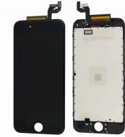 """Apple iPhone 6S komplet LCD display+Touch (4,7"""") Sort"""