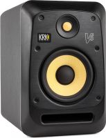 "KRK V6S4 Powered Monitor, 6"" full-range studio reference monitor"