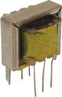 Chassis transformatorer, Impedans trafo 10K / 1Kohm, til print montering