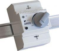 AC Motor hastighedsstyring 230Vac / 3A, 1-fase, DIN