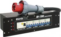 Eurolite SB-1200 Power Distributor 63A