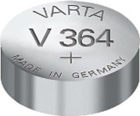 """<span class=""""c9"""">VARTA -</span> SR60/SR621/V364 Sølvoxid knapcelle 1,55V / 20mAh (1 stk.)"""