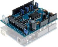 "<span class=""c10"">Velleman IO -</span> VMA03 Motor Shield til Arduino (færdigsamlet)"