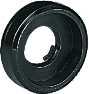 Eurolite Plastic Washer, black, big (recessed)