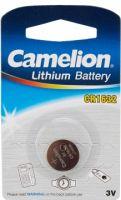 """Batterier og tilbehør, <span class=""""c10"""">Camelion -</span> Camelion CR1632 Lithium knapcelle, 3V / 140mAh (1 stk.)"""