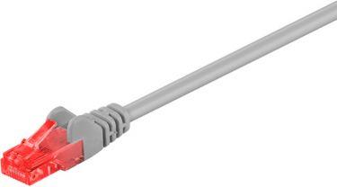 "<span class=""c9"">GOOBAY -</span> UTP netværkskabel CAT6, 2xRJ45, Grå (2m)"