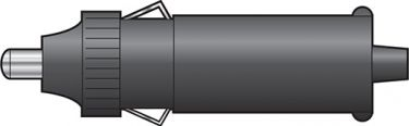 Car lighter plug with 5A fuse