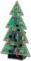 """Byggesæt og moduler, <span class=""""c10"""">Velleman -</span> MK100 Juletræ med 16 lysdioder"""